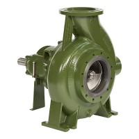 Pumps for waste water