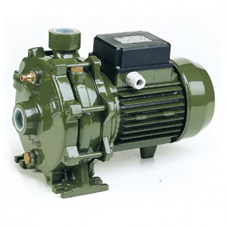 FC - CENTRIFUGAL PUMPS WITH TWO OPPOSING IMPELLERS - SAER Elettropompe